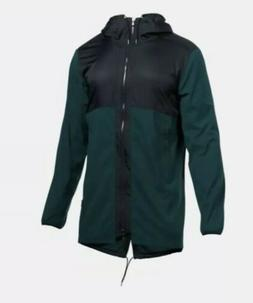 $150 NWT Mens Under Armour ColdGear Pursuit Fishtail Jacket