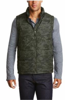$177 32 DEGREES Men's GREEN PUFFER PACKABLE DOWN WINTER OUTE