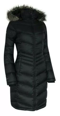 $240 Columbia Women Polar Freeze Long Down Jacket Omni Heat