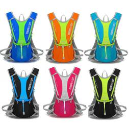 5L Travel Sport Unisex Running Cycling Large Vest Backpack C