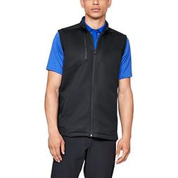 Under Armour Men's Storm Daytona Vest, Black /Black, X-Large