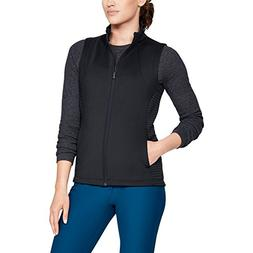 Under Armour Women's Storm Daytona Vest, Black /Black, Large