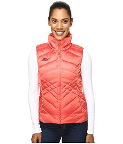 The North Face Women's Aconcagua Vest Spiced Coral  Small