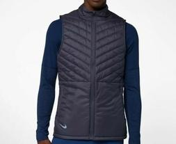 Nike Aerolayer Running Vest Sz Large 100% Authentic AH0546 0
