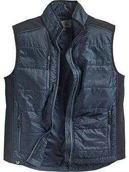 Legendary Whitetails Men's Angler Topwater Vest Navy Large