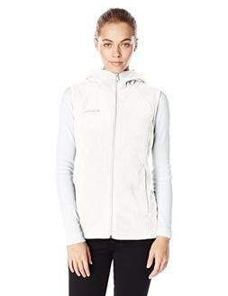 Columbia Women's Benton Springs Hooded Vest, Sea Salt, Mediu