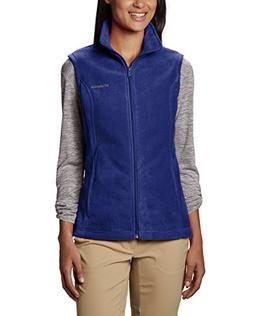 Columbia Women's Benton Springs Vest, Dynasty, Medium