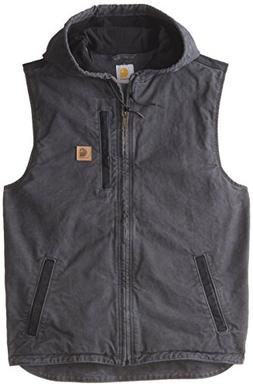 Carhartt Men's Big & Tall Knoxville Vest,Shadow,3X-Large