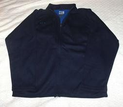Blue Jacket C9 by Champion Zippered for Kids Size Medium