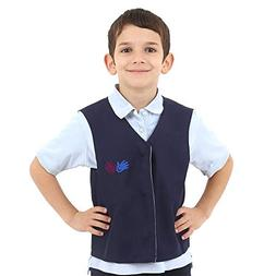 Fun and Function's Blue Weighted Vest – Steady Sensory Inp