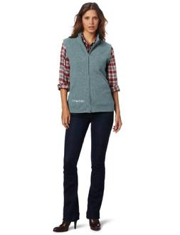 Carhartt Women's Boyne Vest,Empire Blue Heather  ,X-Small