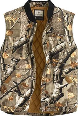 Legendary Whitetails Men's Canvas Cross Trail Vest Big Game