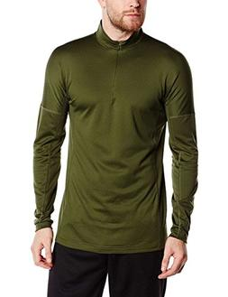 Under Armour Men's Coldgear Infrared Grid Zip Mock