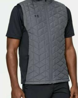 Under Armour ColdGear Reactor Elements Hybrid Vest  Mens NEW