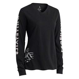 Legendary Whitetails Women's Cotton Non-Typical Long Sleeve
