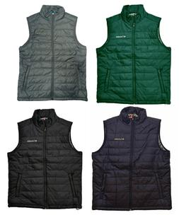 Columbia Crested Butte II Omni Heat Mens Vest NAVY BLACK GRE