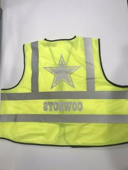 DALLAS COWBOYS 2X3X4X 5 Pockets Polyester Custom safety refl
