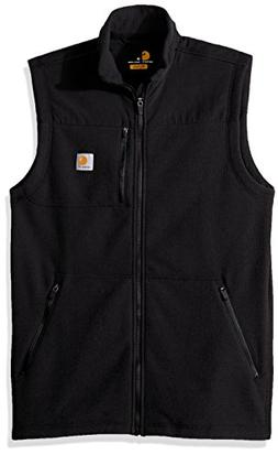 Carhartt Men's Fallon Vest, Black, Medium
