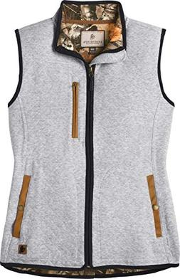 Legendary Whitetails Women's Flintlock Quilted Jersey Vest X