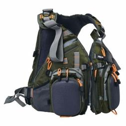 Cheerwing® Fly Fishing Backpack Chest Bag Vest Back Pack Fi