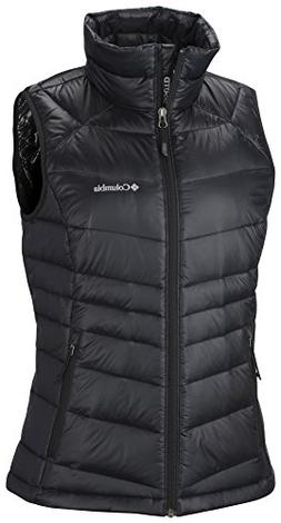 Columbia Gold 650 Turbodown Down Vest for Ladies