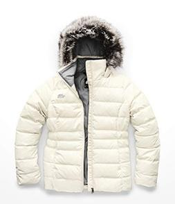 The North Face Women's Gotham Jacket II - Vintage White - L