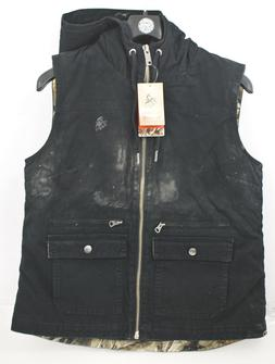 Legendary Whitetails Women's Gravel Road Vest Black Medium