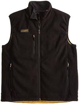Volt Heated fleece vest, Black, X-Large