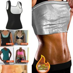 Hot Sweat Slimming Vest Body Shaper for Women Tummy Belly Fa