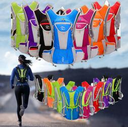 Hydration Water Bladder Bag Running Cycling Large Vest Backp