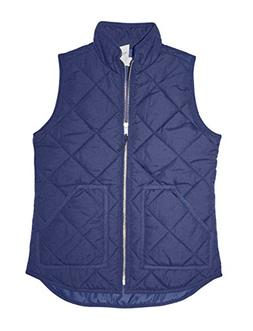 J Crew Factory - Women's Quilted Puffer Vest