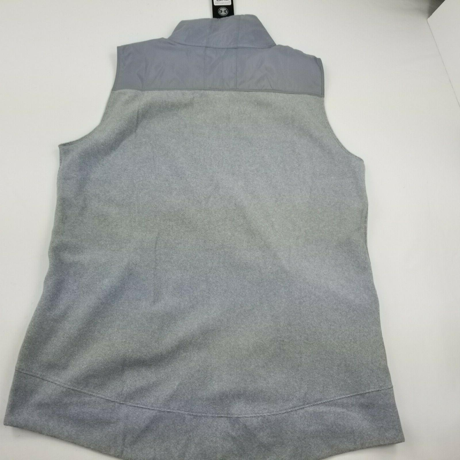 Under 2XL Gray Vest Loose Keeps Warm