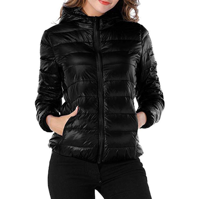 NEW Goose Down Warm Puffer