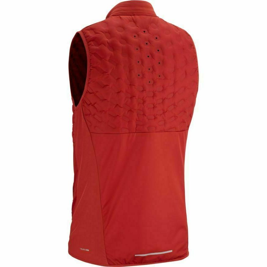 Nike Packable Vest Red & NWT $180