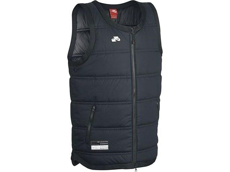 authentic air thermore insulated vest black 802648