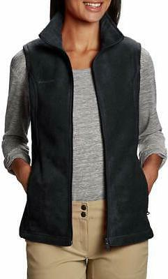 Columbia Women's Benton Springs Vest - XL - Black
