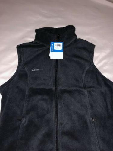 benton springs vest women size l large