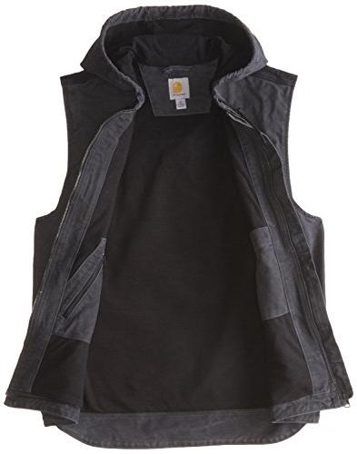Carhartt Tall Knoxville Vest,Shadow,3X-Large