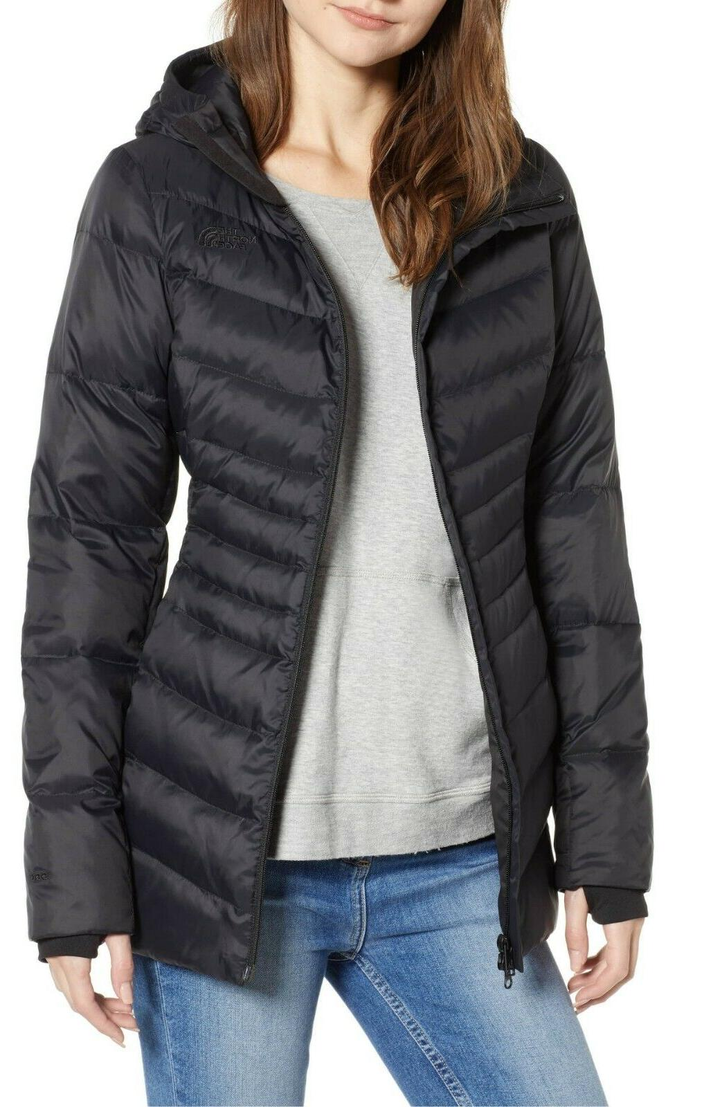 The NORTH FACE Black Aconcagua II 550 Fill Power Down Parka