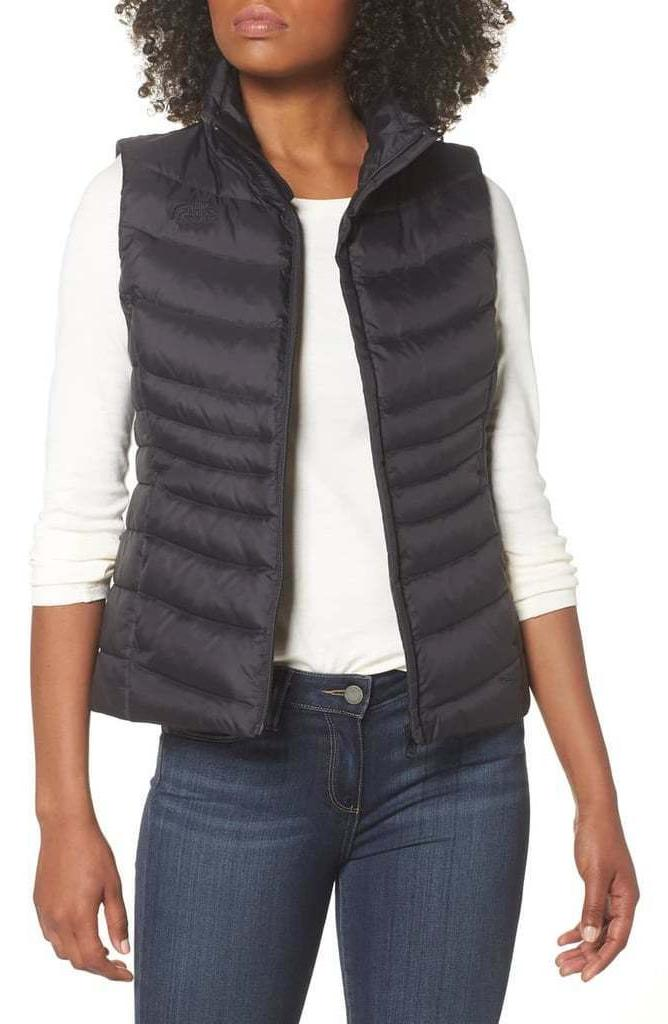 The NORTH FACE Black Aconcagua II Quilted 550 Goose Down Fil