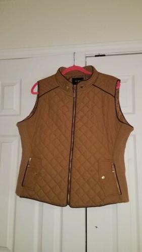 boutique vest size 1xl