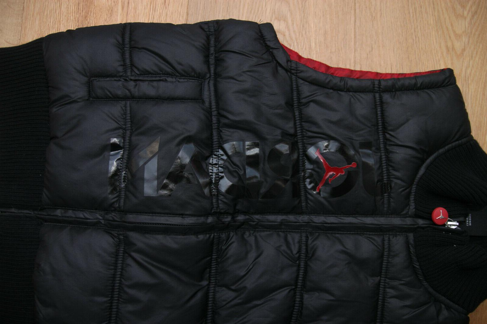 Air Puffer Vest Red