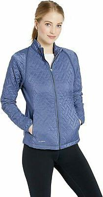 cutter and buck womens weathertec hybrid quilted