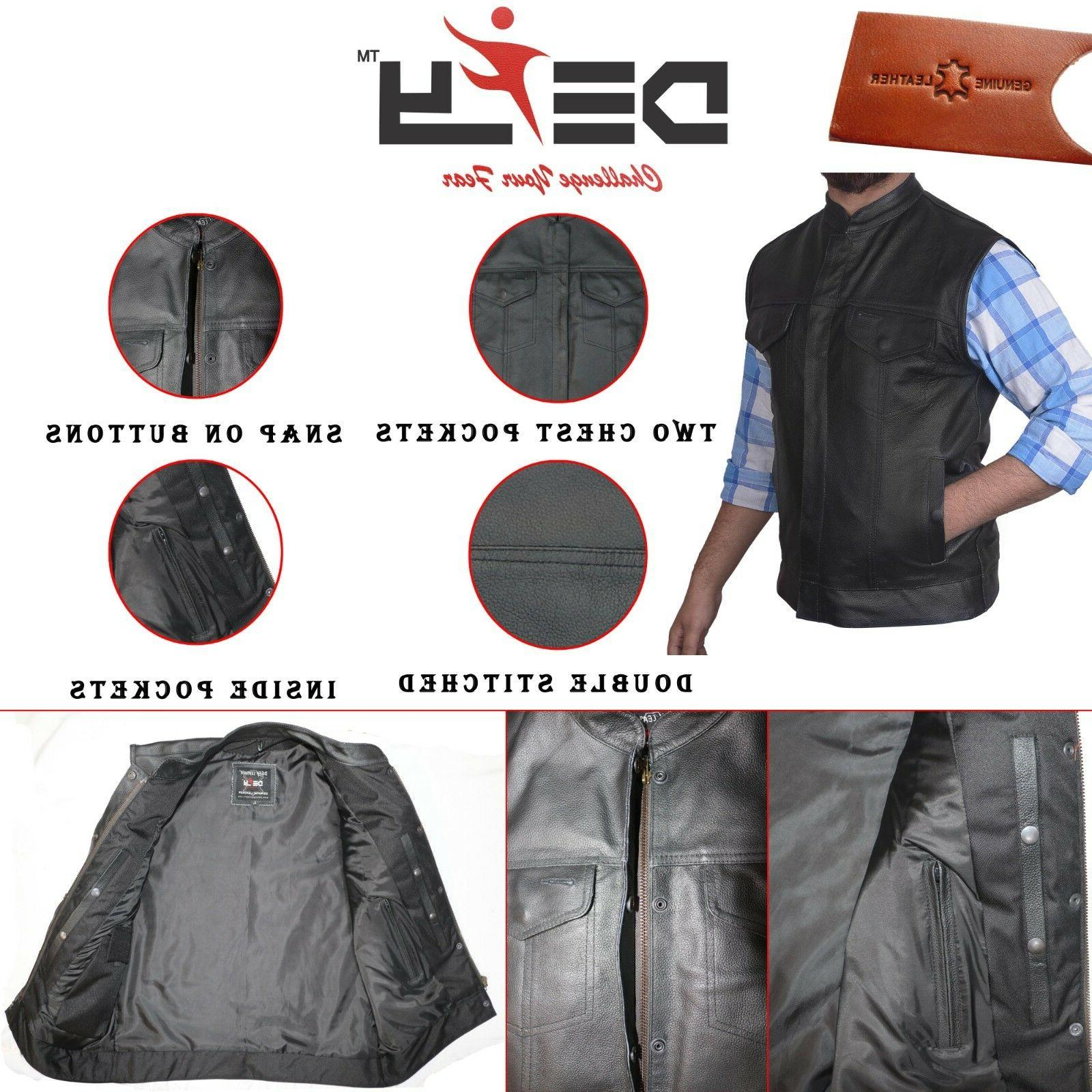 DEFY™ SOA Men's Club Leather Carry