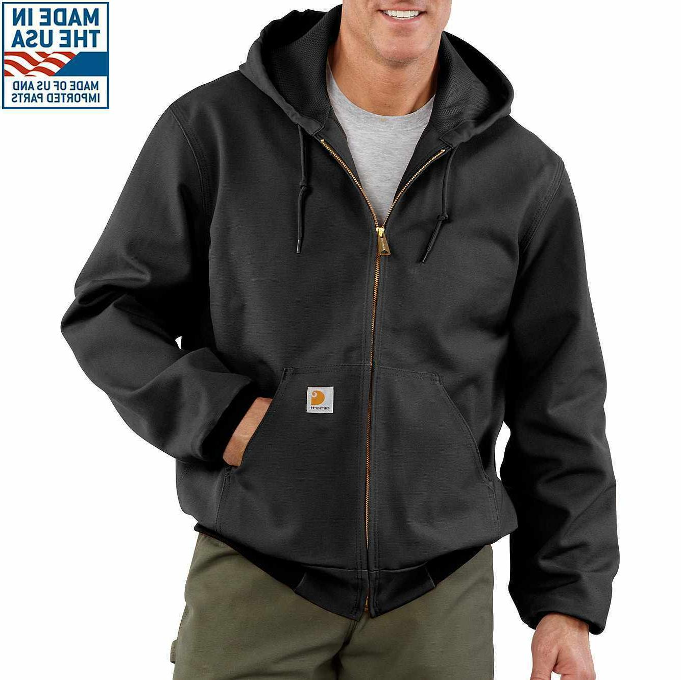 duck active jacket thermal lined