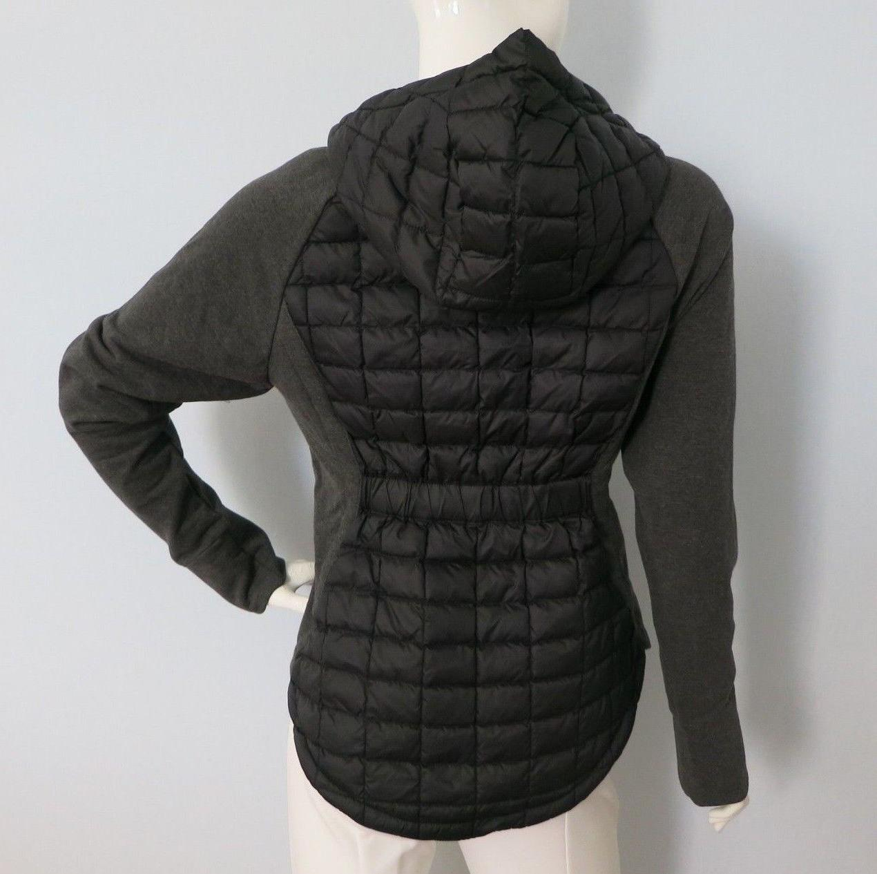 THE NORTH Thermoball Womens Jacket Black M L XL