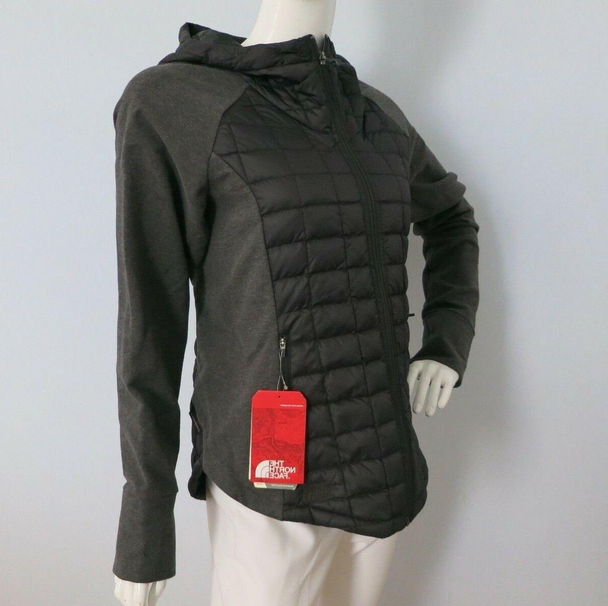 THE FACE Thermoball Jacket Black L MSRP $160