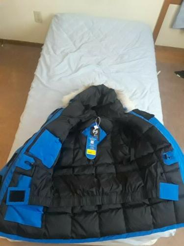 Canada Expedition Blue Size