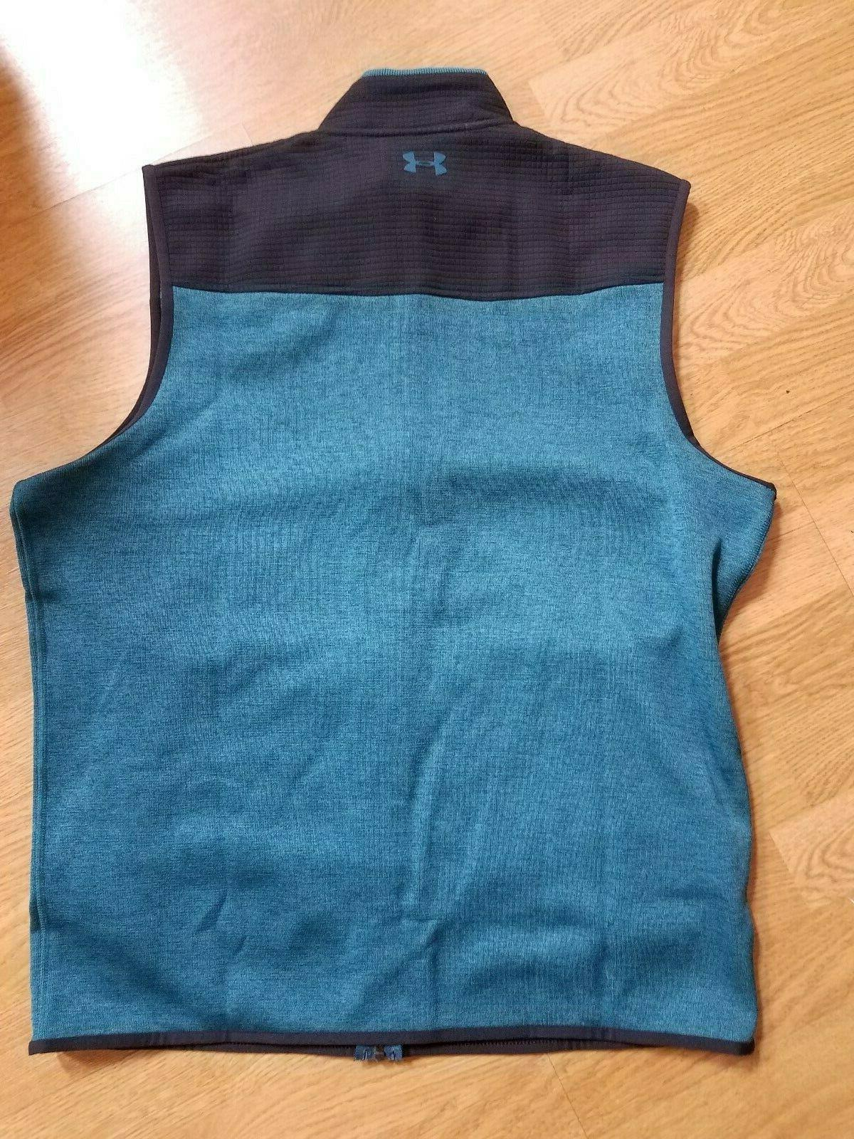 Under Vest STORM Cold Gear Mens Water Large NWT