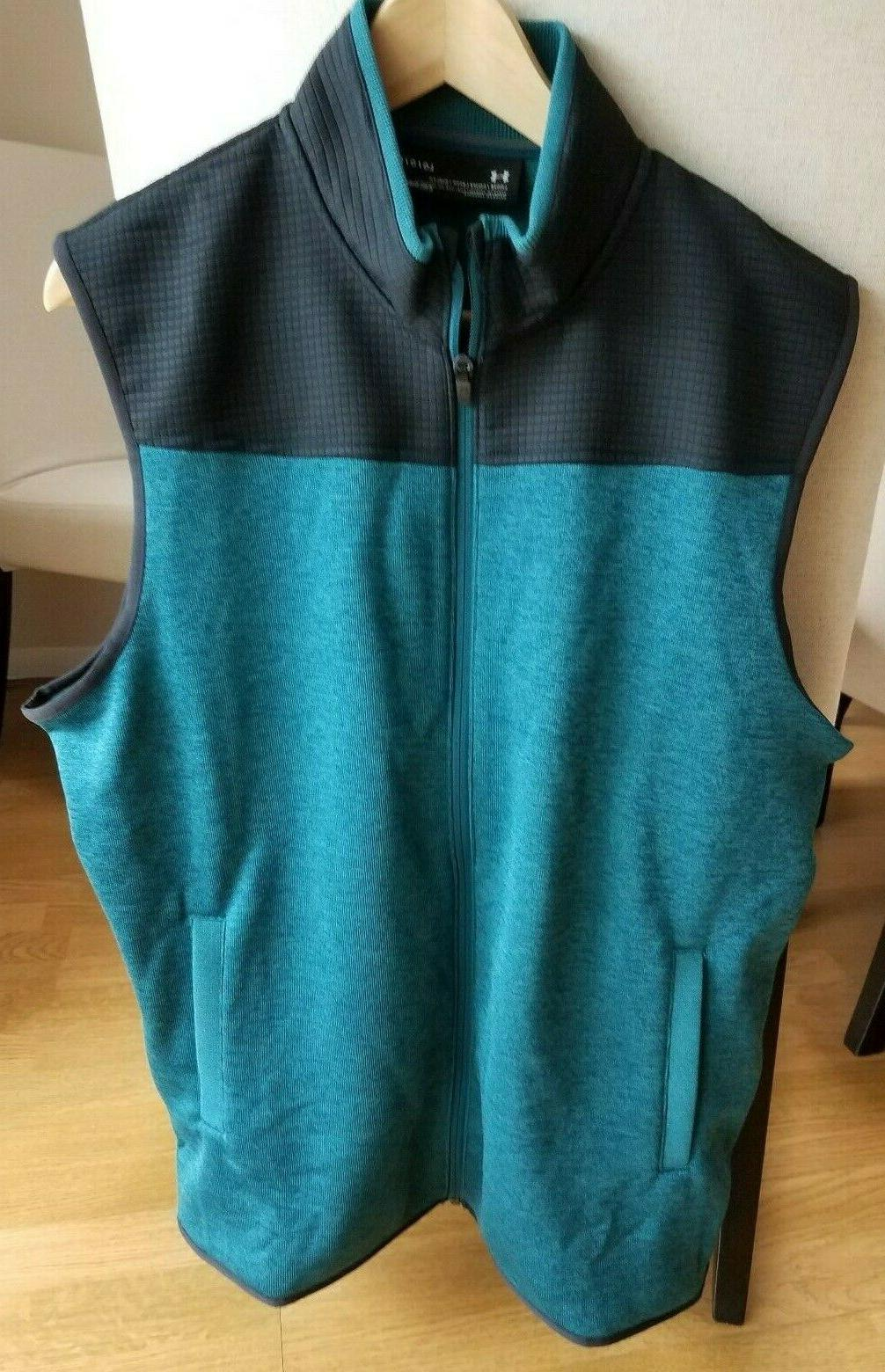 Under STORM Cold Green Mens Resistant NWT